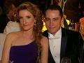 Adela Banášová a Peter