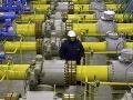 Česko a Rakúsko chcú budovať plynovodné prepojenia