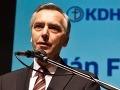 Figeľ: KDH chce byť majákom pre pravicových voličov