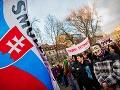 Štvrtý bratislavský protest proti