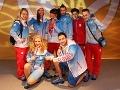 Známe tváre predviedli olympijskú kolekciu oblečenia pre slovenských reprezentantov.