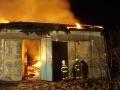 Požiar kravína pomohol zlikvidovať armádny vrtuľník