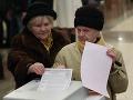 Päť ľudí zomrelo na infarkt počas volieb v Rusku