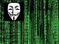 Anonymous deň pred voľbami