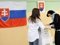 Priebeh volieb v obci Šoporňa