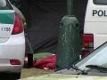 Na ulici v Bratislave popravili ženu: Prenasledovaný vrah si prestrelil hlavu!