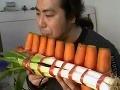 Zabudnite na hudobné nástroje, bratia kúzelne hrajú na zeleninu!