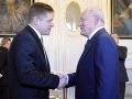 Prezident poveril Fica: Sociálni