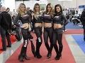 Miss Motocykel 2012: Chróm aj koža, rýchlosť i pohoda