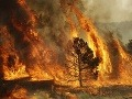 Výbuch vlaku s muníciou rozpútal lesný požiar v Rusku
