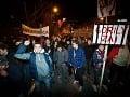 Piatkový gorilí protest by mal byť pokojný a bez pochodu