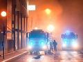 Plamene v bratislavských skladoch napáchali poriadnu škodu: Vyše 300-tisíc!