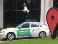 Google autá dorazili na Slovensko: Oddnes začínajú fotiť 19 miest!
