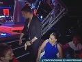 Po tom, čo Tina dokončila rozhovor s Jurajom Zaujecom, odchádzala z pódia a nešťastne padla na schodoch. Vykĺbený členok jej schlaďovali prítomní zdravotníci.