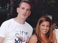 Darina Šipošová-Ďurianová s manželom v čase, keď bolo medzi nimi všetko v poriadku.