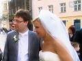 Zuzana Golonková a Róbert Thomas