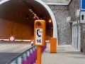 Motoristi pozor: Tunel Bôrik a časť diaľnice D1 budú cez víkend uzavreté
