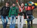 Marián Miezga, Juraj Kemka, Lukáš Latinák a Robo Jakab budú mať v lete na Markíze zábavnú cestovateľskú šou.