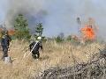 Slovensko v plameňoch: Boj s ohňom neprežil hasič Stanislav (†49)