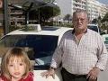 Taxikár tvrdí: Viezol som stratenú Maddie, deň po zmiznutí!