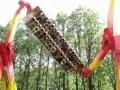 Najstrašidelnejší kolotoč? V ruskom zábavnom parku sa ovraciate!