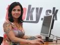 Vyradená farmárka Gabriela Bullová je online na topkách