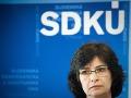 V druhej Ficovej vláde sú ľudia s kauzami a škandálmi, varuje SDKÚ