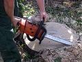 Lesný robotník pri Zuberci: Vážne zranenie chrbtice