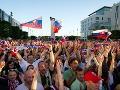 Neskutočná atmosféra: Tisícky fanúšikov tlačili Slovákov do finále!