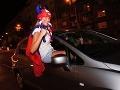 Ľudia v uliciach Bratislavy rýchlo zabudli na zlato a po zápase sa tešili zo striebra.