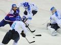 6. máj: Napriek obrovskej snahe nám šťastie neprialo ani v zápase s Fínskom.