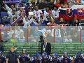 Počas zápasu s Bieloruskom vládla dobrá atmosféra nielen na lavičke, ale aj v hľadisku