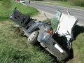 Dopravná nehoda na Orave si vyžiadala mladý ľudský život