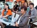 Sústredenie kandidátok na titul Slovenka roka 2012