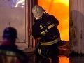 V Košiciach horel rodinný dom, škody sa vyšplhali až na 30 tisíc
