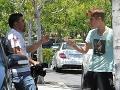 Praskli mu nervy: Justin Bieber sa pobil s fotografom!