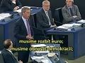 Známy rebel z europarlamentu úraduje: Chce rozbiť euro!