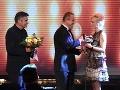 Medzi ocenenými bola aj hovorkyňa Markízy Oľga Dúbravská.