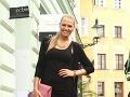 Tam, kde sa hovorí o kráse, nesmie chýbať ani aktuálna Miss Slovensko Kristína Krajčírová.