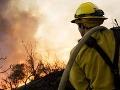 Požiar zasiahol ostrov Tenerife, evakuovali desiatky ľudí