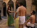 Lukáš Latinák a Juraj Kemka si návštevu kúpeľov užili.
