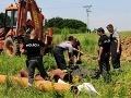 Hrozná smrť pri práci: Petra (†48) zasypalo v trojmetrovej jame!