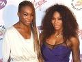 Sestry Serena a Venus Williams