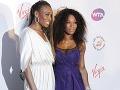 Serena so sestrou Venus Williams