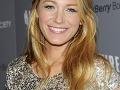 Americká herečka Blake Lively