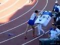 Chrapúň víťazom v atletike: Napadol dievčatko (14) v obleku maskota!