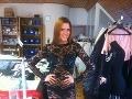 Moderátorka Fashion TV Jana Mutňanská