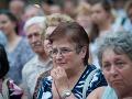 Podporiť Bezáka prišli na koncert stovky ľudí
