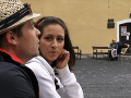 Zdenka Predná s Mariánom Miezgom