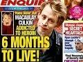 Život Macaulaya Culkina visel na vlásku.